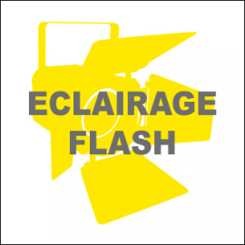 Eclairage Flash