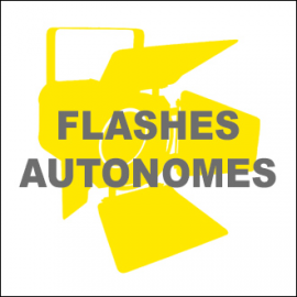 Flashes autonomes