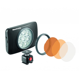MANFROTTO VIDEO TORCHE MLUMIEMU BK