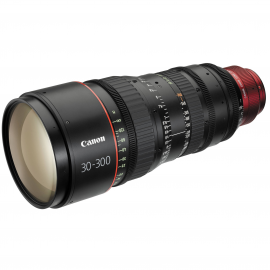 CANON VIDEO OBJ ZOOM CN-E 30-300MM EF