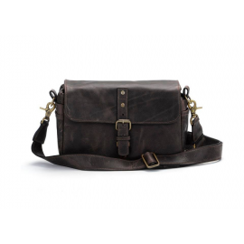 ONA SAC BOWERY LEATHER DARK TRUFFLE