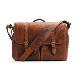 ONA SAC BRIXTON ANTIQUE COGNAC LEATHER