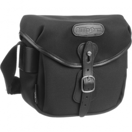 BILLINGHAM SAC HADLEY DIGITAL CANVAS NOIR/NOI