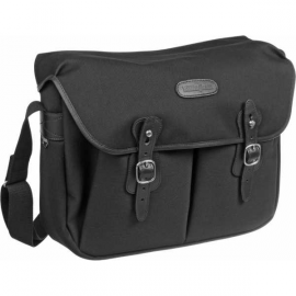 BILLINGHAM SAC HADLEY LARGE CANVAS NOIR/NOIR