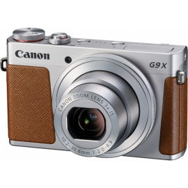 CANON POWERSHOT G9X SILVER