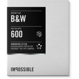 IMPOSSIBLE PROJECT PX600/600 BW