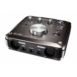 TASCAM US-366 INTERFACE AUDIO USB MIX+EFFET