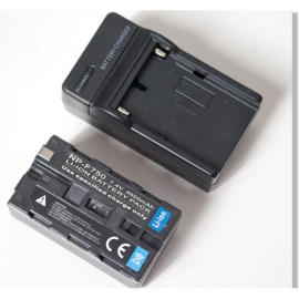 INTERFIT VIDEO KIT BATTERIE + CHARGEUR INT47