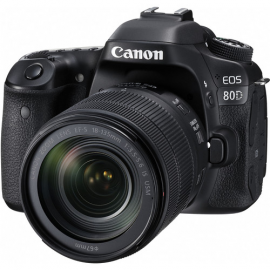 CANON EOS 80D+18-135 IS STM