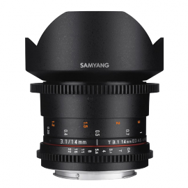 SAMYANG VIDEO 14MM T 3.1 VDSLR II MICRO 4/3