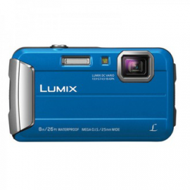 PANASONIC DMC-FT30 EFR BLEU