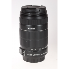 OC CANON EFS 55-250/4.5 5.6 IS 1012021146