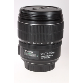 OC CANON ZOOM EFS 15-85/3.5 IS 7532502566
