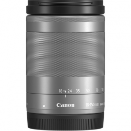 CANON ZOOM EF-M 18-150MM/3.5-6.3 IS STM ARGEN
