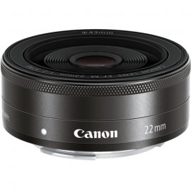 CANON OBJECTIF EF-M  22MM F/2 STM