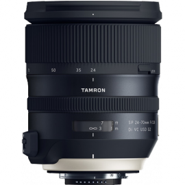 TAMRON ZOOM AF  24-70/2.8 VC USD G2 CANON