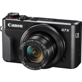 CANON POWERSHOT G7X Mark II KIT SAC+SD8G°