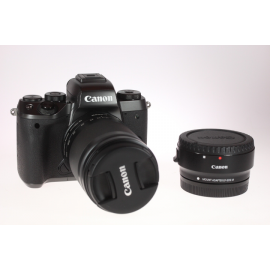 OC CANON EOS M5 KIT 18-150 IS STM 31305100046