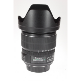 OC CANON EFS 15-85/3.5 IS  5082000229