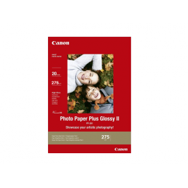 CANON PAPIER PP-201 GLOSSY II
