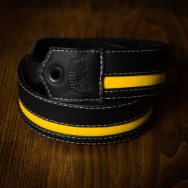 RILEY G SANGLE SPEED RACER BLACK/YELLOW