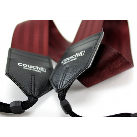 COUCH SANGLE SEATBELT MAROON
