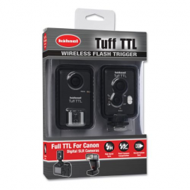 HAHNEL TRANSMETTEUR RADIO TTL FLASH TUFF CAN