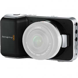 BLACKMAGIC D. POCKET CINEMA CAMERA