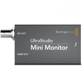 BLACKMAGIC D. ULTRASTUDIO MINI MONITOR