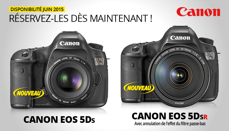 CANON - 5DS-5DR