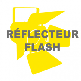 Réflecteur Flash