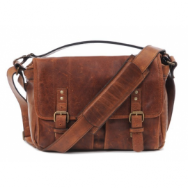 ONA SAC PRINCE STREET LEATHER COGNAC
