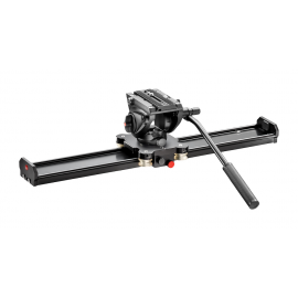 MANFROTTO VIDEO SLIDER MVS060A + MVH500AH