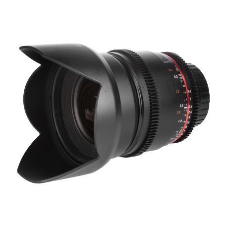 SAMYANG VIDEO 16MM T 2.2 VDSLR SONY E