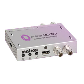 MATROX MC100 MINI CONVERTER 2SDI-HDMI