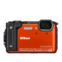 NIKON COOLPIX W300 ORANGE +SAC+2EME ACCU