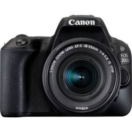 CANON EOS 200D+18-55 IS STM