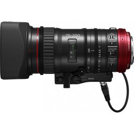 CANON VIDEO OBJ ZOOM CN-E70-200 T4.4 L IS KAS