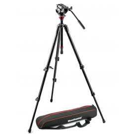 MANFROTTO VIDEO MVH500AH,755XBK