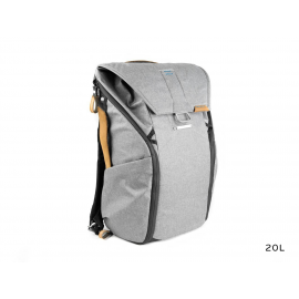 PEAK DESIGN SAC EVERYDAY BP 20L GRIS CLAIR