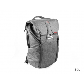 PEAK DESIGN SAC EVERYDAY BP 20L GRIS FONCE