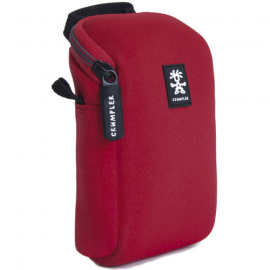 CRUMPLER THE DREWBOB CAMERA POUCH 100 ROUGE