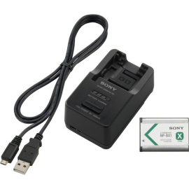 SONY CHARGEUR + ACCU BX1 ACCTRBX (RX100)