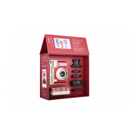 LOMO INSTANT AUTOMAT KIT SOUTH BEACH ROUGE