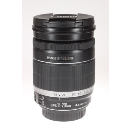 OC CANON ZOOM EFS 18-200/4.5 IS  5932100701