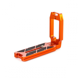 3LT L-BRACKET TYPE ARCA POUR MIRORLESS ORANGE