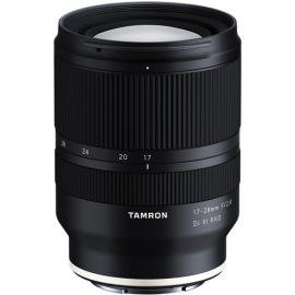 TAMRON ZOOM AF  17-28/2.8 DI III RXD SONY FE