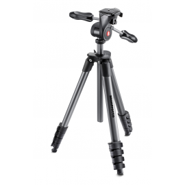 MANFROTTO MKCOMPACTADV ADVANCED 3D NOIR