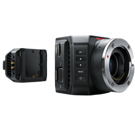 BLACKMAGIC D. MICRO STUDIO CAMERA 4K