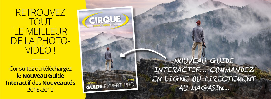 CATALOGUE EN LIGNE CIRQUE PHOTO VIDEO 2019